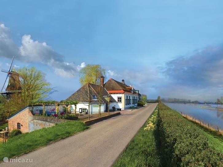 Vakantiehuis Nederland, Overijssel, Welsum - vakantiehuis De Droomengel COZY, dromen ad IJssel