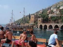 Maak een boottocht vanuit de haven