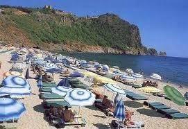 Geniet van zon, zee en strand
