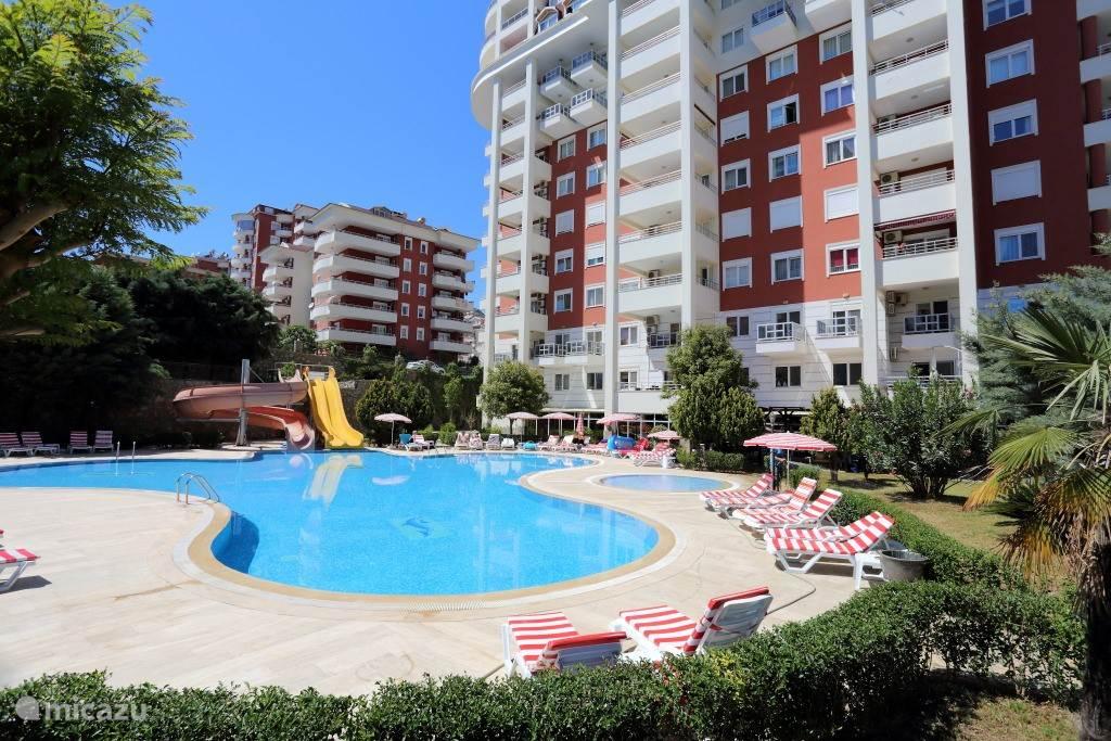 Vakantiehuis Turkije, Turkse Rivièra, Alanya - appartement Dream Homes
