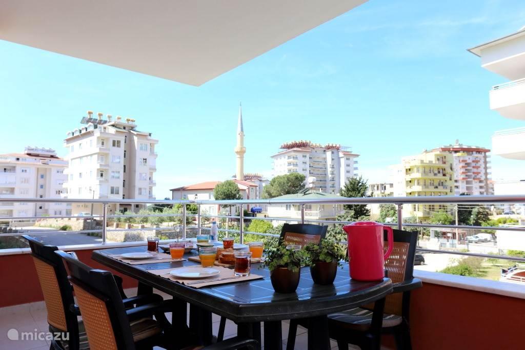 Vakantiehuis Turkije, Turkse Rivièra, Alanya Appartement Dream Homes