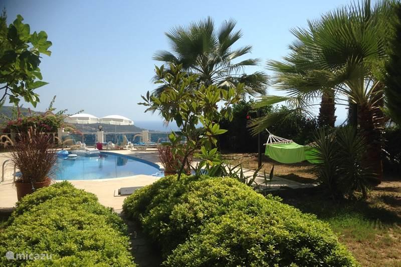 Vakantiehuis Turkije, Turkse Rivièra, Kargicak Villa Villa Alanya