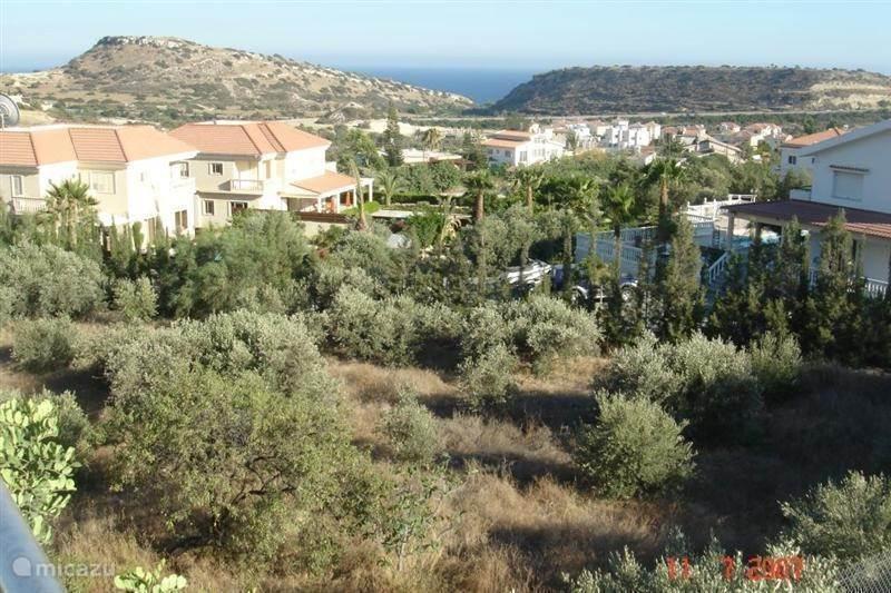 Vakantiehuis Cyprus, Limassol district, Limassol Vakantiehuis Amathus View