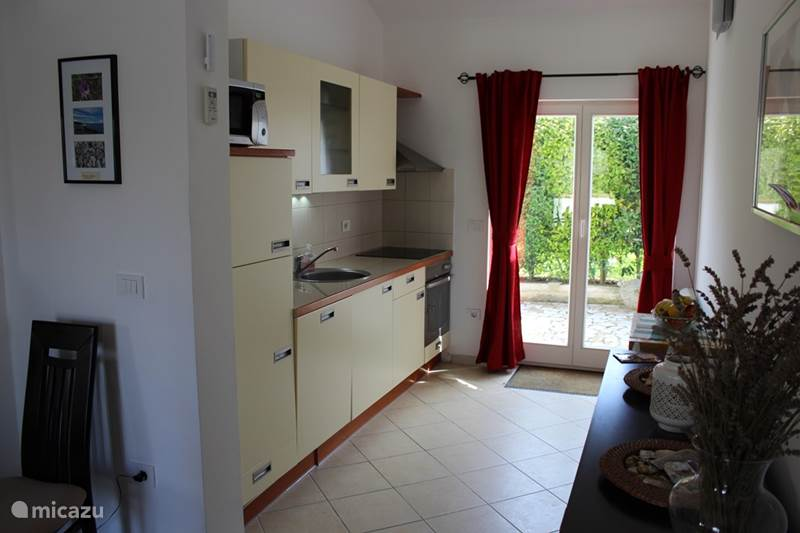 Vacation rental Croatia, Istria, Pula Bungalow Nikola