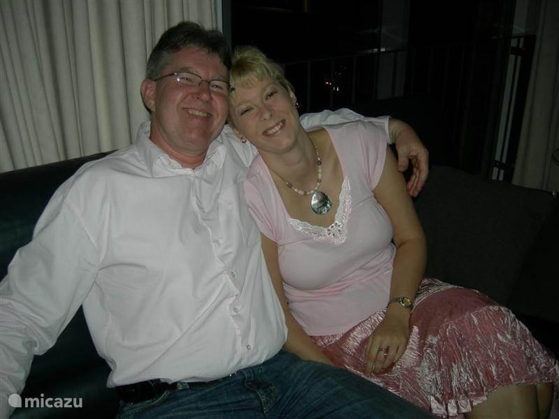 Yvonne en Gidi Verhaar