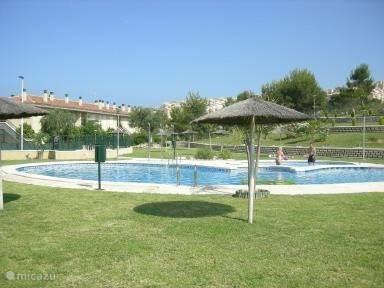 Vakantiehuis Spanje, Costa Blanca, Gran Alacant - Santa Pola Appartement luxe appartement met vrij uitzicht