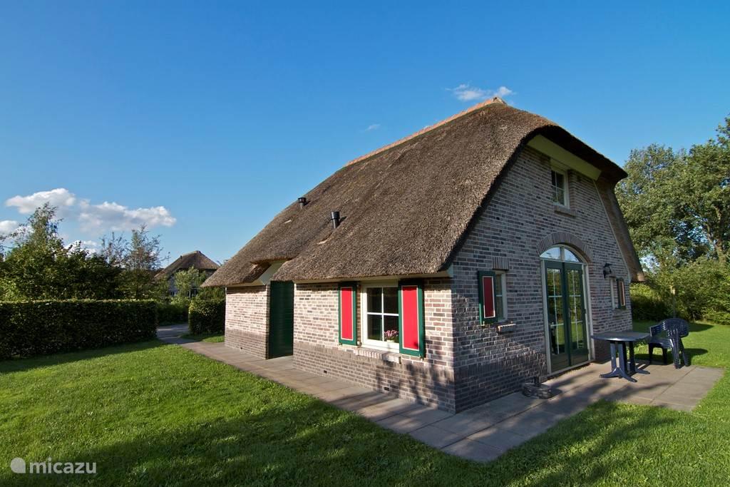 Vakantiehuis Nederland, Overijssel, Den Ham - bungalow De Lourenshoeve