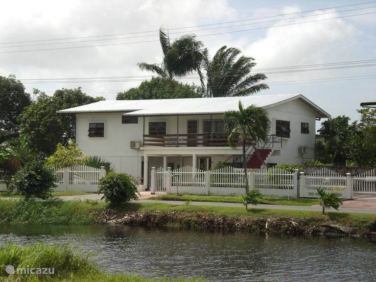 Appartement copernicus residence apartments in paramaribo