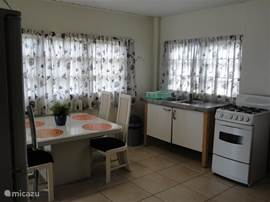 Keuken Gastenverblijf Antaris