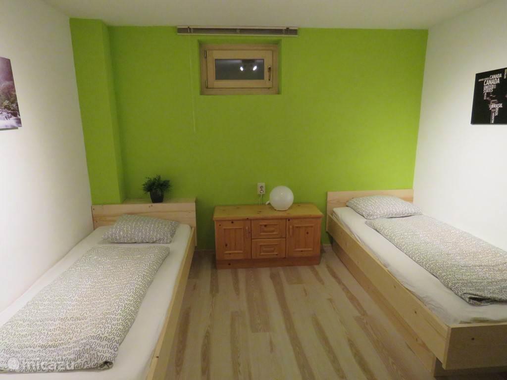 Slaapkamer 2 begane grond