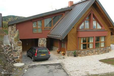 Vacation rental Czech Republic, Giant Mountains, Zacler villa Villa Wladimir