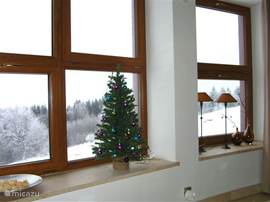 kerst in villa Wladimir