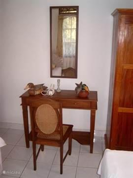 Kaptafel met spiegel  in elke kamer