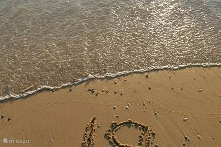 Strand op loopafstand