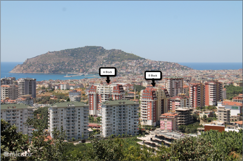 Penthouse luxe penthouse in dream homes resort in alanya for Dream home nl