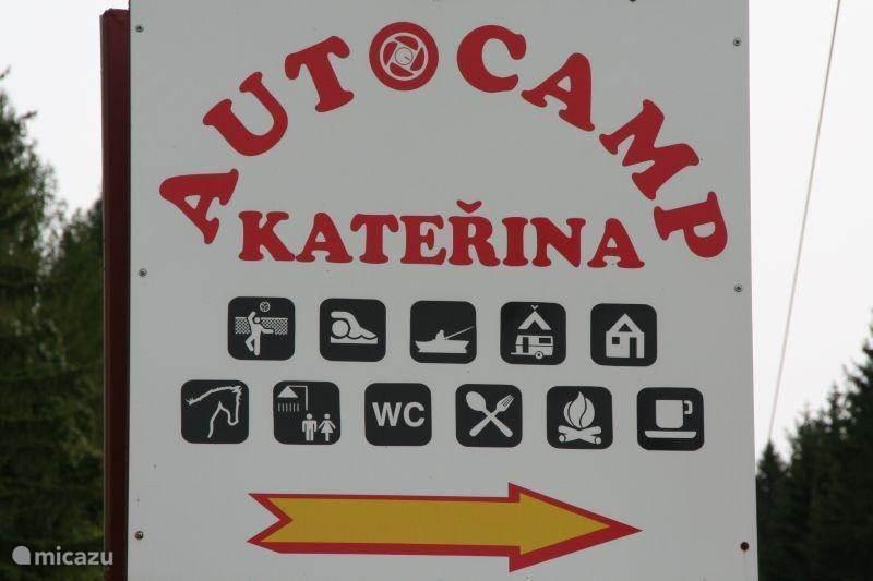 Svata Katarina en camping Dolce Vita