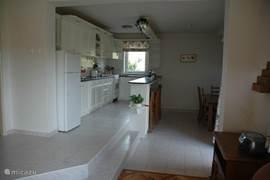 Kijkje in de keuken..............