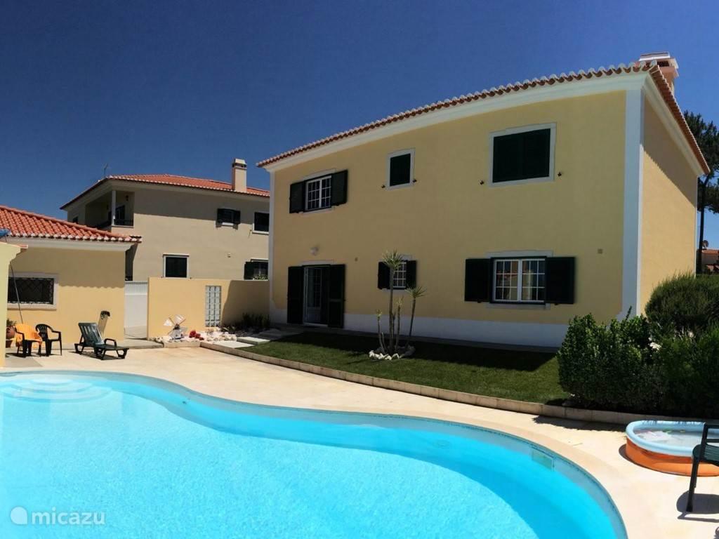Schitterende ruime villa met privé zwembad