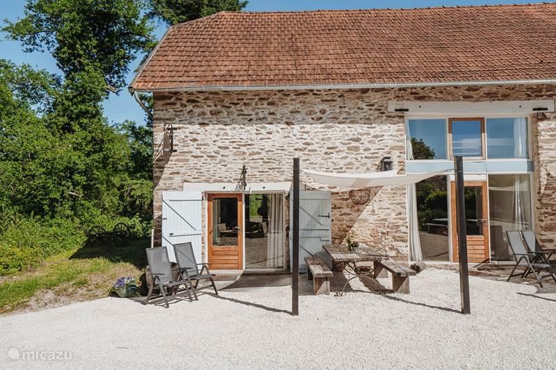 Vakantiehuis Frankrijk, Haute-Vienne, Coussac-Bonneval Gîte / Cottage Bretagne