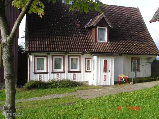 Vacation rental Germany, Harz, Hohegeiss - holiday house Huis Vogelaar
