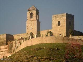 Álora: Van oudsher centraal gelegen