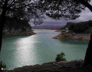 Rondje merengebied en El Chorro