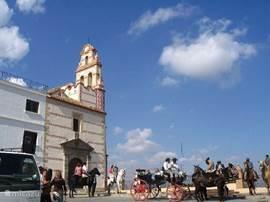 Inzegening in EL Convento de Flores