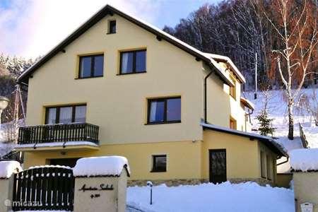 Vacation rental Czech Republic – apartment Appartement Svoboda