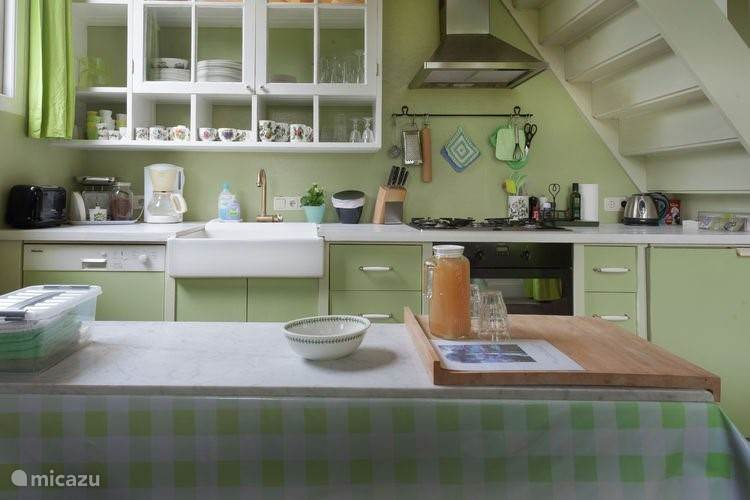 Keuken Koetshuis