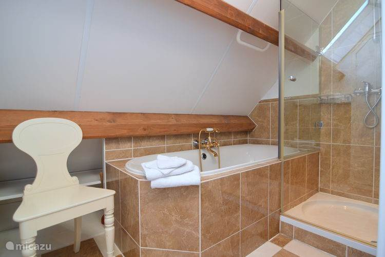 Badkamer Koetshuis