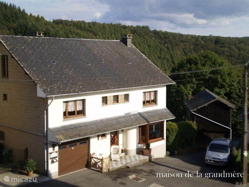 Ferienwohnung Belgien, Ardennen, Orchimont Ferienhaus maison de la grand mère