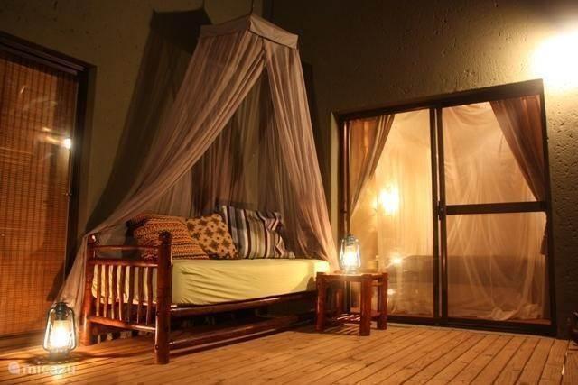 Zebra's Nest ligt in malariagebied