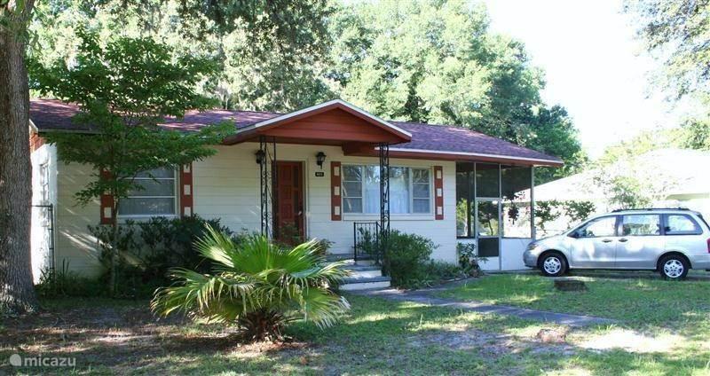 Vakantiehuis Verenigde Staten, Florida, Ocala - bungalow Huize Sam