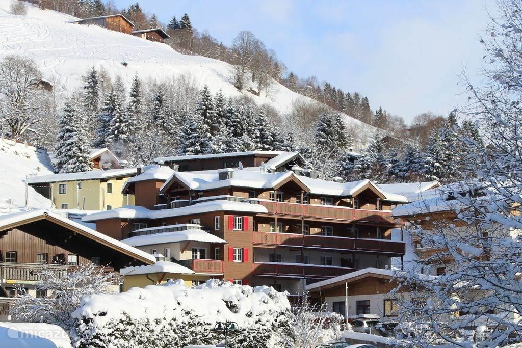 Vacation rental Austria, Salzburgerland, Saalbach Apartment Iglsberg top 12