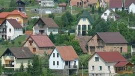 Het enerverende dorpje Bükkszék