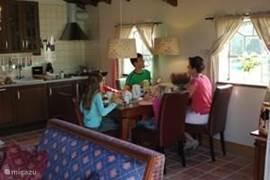 Met het hele gezin een gezellige brunch houden!