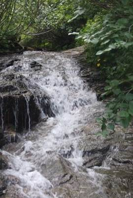 Een waterval