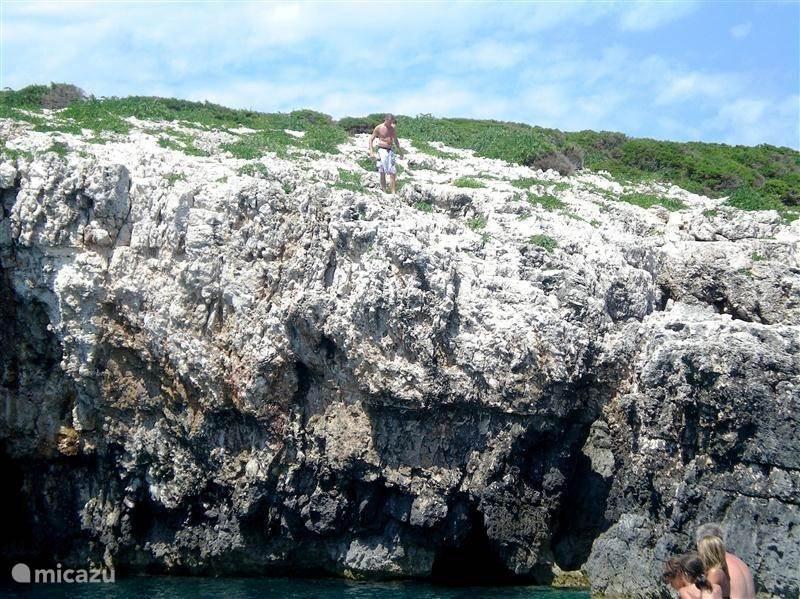 Uitbreiding toeristische mogelijkheden vanuit Okrug Gornji, Ciovo