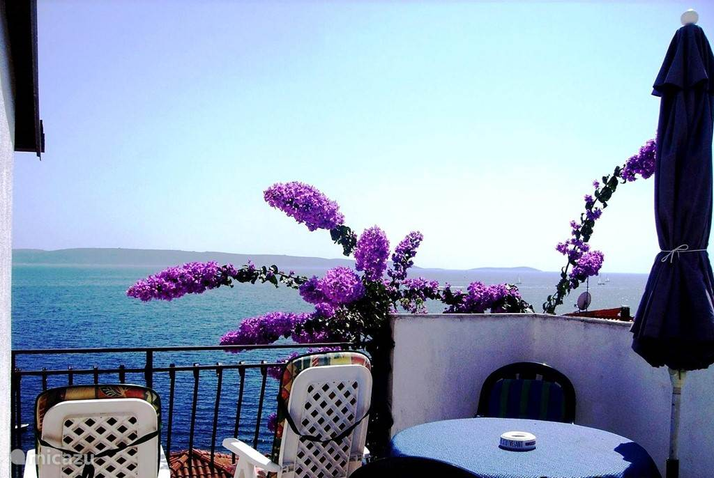 Vacation rental Croatia, Dalmatia, Trogir - apartment Appartement 2 CIOVO***