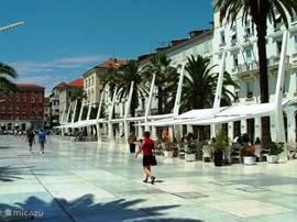 Autovrije boulevard Split