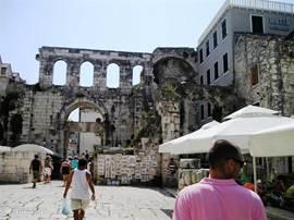 Split, binnenstad
