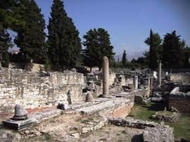 Opgravingen Salona bij Split