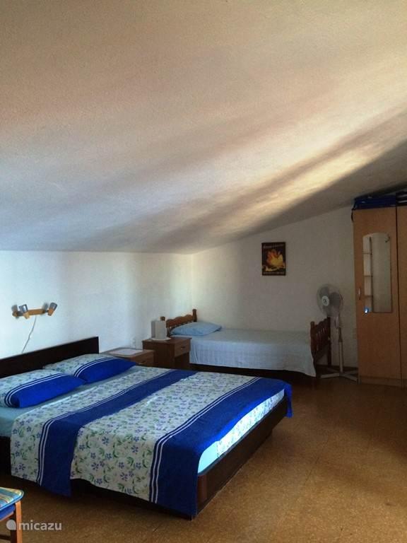 grote slaapkamer 2+1