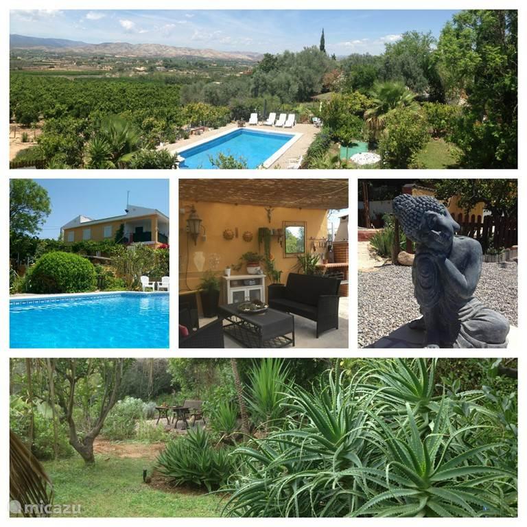 Het vakantieverblijf Casa Amigo