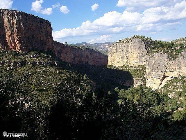 De provincie Valencia