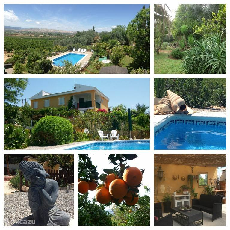 Overzichtsfoto Casa Amigo