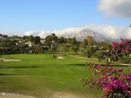 Golfbanen in de Regio