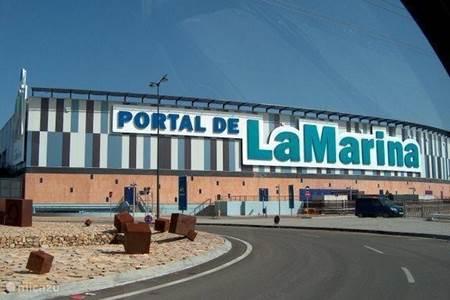 Winkelcentrum - Portal de La Marina