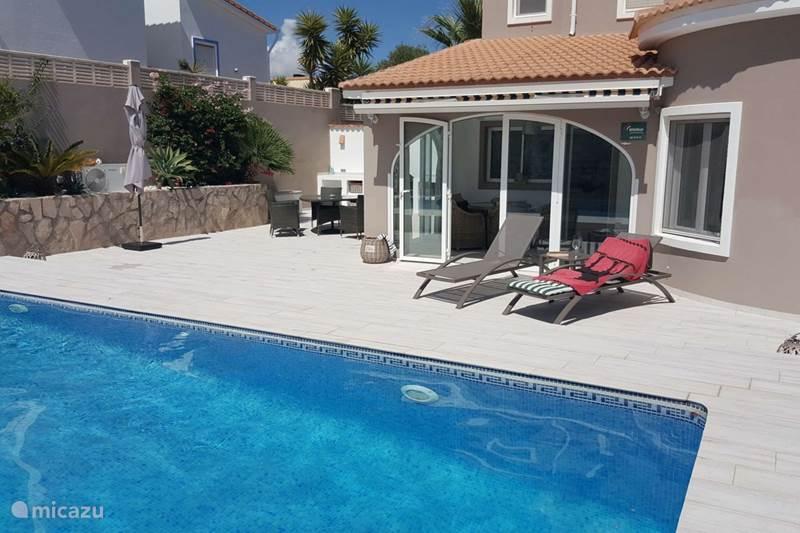 Vakantiehuis Spanje, Costa Blanca, Gata de Gorgos Villa Villa Taronger