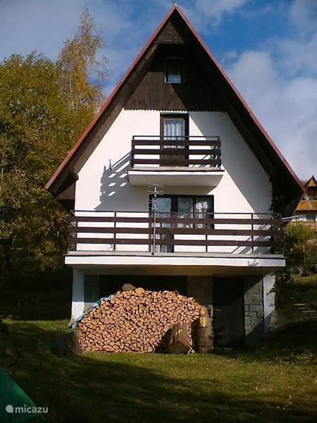 Vakantiehuis Tsjechië, Ertsgebergte, Marianska Jachimov Vakantiehuis Ludmila